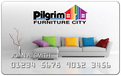 Pilgrim Credit Card